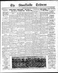 Stouffville Tribune (Stouffville, ON), March 30, 1933