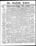 Stouffville Tribune (Stouffville, ON), April 27, 1933