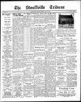 Stouffville Tribune (Stouffville, ON), May 11, 1933