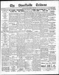 Stouffville Tribune (Stouffville, ON), June 1, 1933