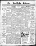 Stouffville Tribune (Stouffville, ON), January 18, 1934