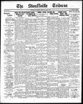 Stouffville Tribune (Stouffville, ON), August 9, 1934