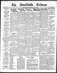 Stouffville Tribune (Stouffville, ON), November 8, 1934