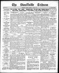 Stouffville Tribune (Stouffville, ON), November 29, 1934