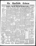 Stouffville Tribune (Stouffville, ON), December 20, 1934