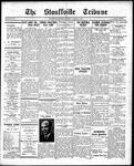 Stouffville Tribune (Stouffville, ON), December 27, 1934