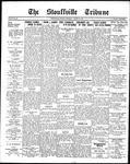 Stouffville Tribune (Stouffville, ON), March 28, 1935