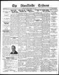 Stouffville Tribune (Stouffville, ON), May 9, 1935