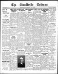 Stouffville Tribune (Stouffville, ON), July 25, 1935