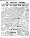 Stouffville Tribune (Stouffville, ON), August 1, 1935