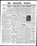 Stouffville Tribune (Stouffville, ON), August 29, 1935