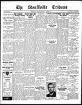 Stouffville Tribune (Stouffville, ON), October 3, 1935