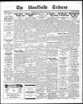 Stouffville Tribune (Stouffville, ON), January 28, 1937