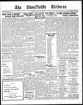 Stouffville Tribune (Stouffville, ON), July 22, 1937