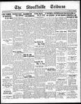 Stouffville Tribune (Stouffville, ON), September 16, 1937
