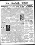 Stouffville Tribune (Stouffville, ON), September 23, 1937