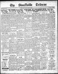 Stouffville Tribune (Stouffville, ON), October 14, 1937