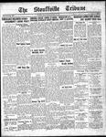 Stouffville Tribune (Stouffville, ON), November 4, 1937