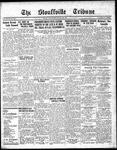 Stouffville Tribune (Stouffville, ON), December 16, 1937