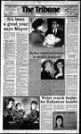 Ferguson, Joseph Donald to Ferguson, Donald and Ferguson, Mary Anne (née Kennedy) (Birth announcement)