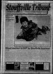 Stouffville Tribune (Stouffville, ON), January 9, 1991