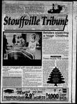 Stouffville Tribune (Stouffville, ON), November 27, 1991