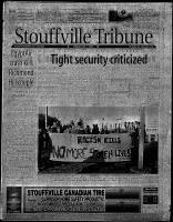 Stouffville Tribune (Stouffville, ON), November 2, 1999