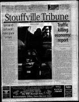 Stouffville Tribune (Stouffville, ON), January 29, 2000