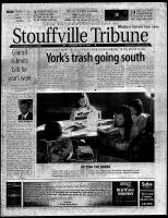 Stouffville Tribune (Stouffville, ON), February 12, 2000