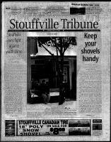 Stouffville Tribune (Stouffville, ON), February 15, 2000