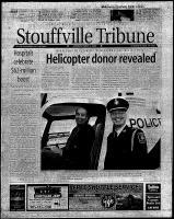Stouffville Tribune (Stouffville, ON), March 4, 2000