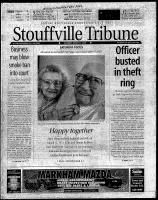 Stouffville Tribune (Stouffville, ON), March 11, 2000