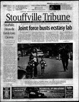 Stouffville Tribune (Stouffville, ON), July 8, 2000