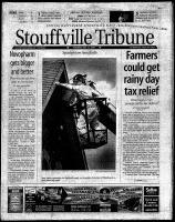 Stouffville Tribune (Stouffville, ON), July 15, 2000