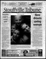 Stouffville Tribune (Stouffville, ON), August 10, 2000