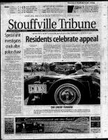Stouffville Tribune (Stouffville, ON), August 15, 2000