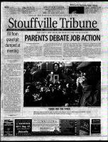 Stouffville Tribune (Stouffville, ON), November 11, 2000