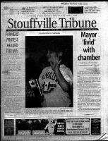 Stouffville Tribune (Stouffville, ON), January 25, 2001