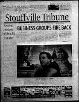 Stouffville Tribune (Stouffville, ON), February 3, 2001