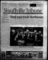 Stouffville Tribune (Stouffville, ON), February 17, 2001