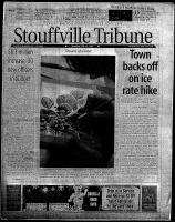 Stouffville Tribune (Stouffville, ON), February 22, 2001