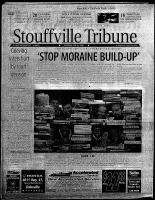 Stouffville Tribune (Stouffville, ON), February 24, 2001