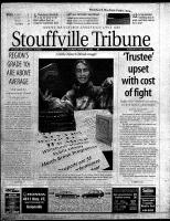 Stouffville Tribune (Stouffville, ON), March 10, 2001