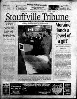 Stouffville Tribune (Stouffville, ON), March 24, 2001