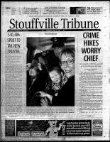 Stouffville Tribune (Stouffville, ON), April 5, 2001