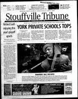 Stouffville Tribune (Stouffville, ON), April 19, 2001