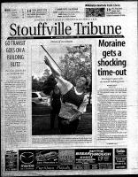 Stouffville Tribune (Stouffville, ON), May 19, 2001
