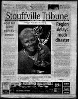 Stouffville Tribune (Stouffville, ON), September 22, 2001
