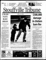 Stouffville Tribune (Stouffville, ON), January 12, 2002