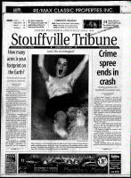 Stouffville Tribune (Stouffville, ON), January 19, 2002